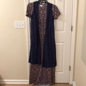 LLR Maria and Joy outfit